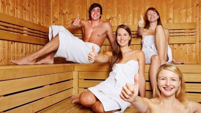 фото молоденьких в бане